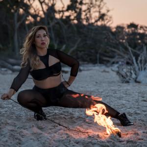 Kinna Katana - Fire Performer / Fire Dancer in Jacksonville, Florida