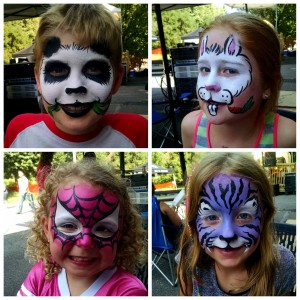 Kip's Face Painting - Face Painter / College Entertainment in Manassas, Virginia
