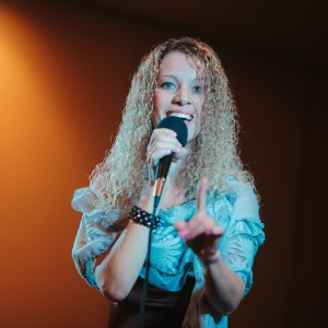 Kira Shcherbakova - Gospel Singer / Stand-Up Comedian in Philadelphia, Pennsylvania