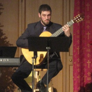 Kirk Guthaus-Guitarist, Music for any occasion - Classical Guitarist in Columbia, South Carolina