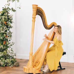 Kirsten Agresta Copely - Harpist in Brooklyn, New York