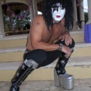 KISS-Paul Stanley impersonator - KISS Tribute Band in Pompano Beach, Florida