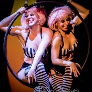 Kitson and Pistol - Aerialist in Minneapolis, Minnesota