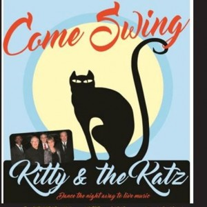 Kitty and The Katz - Swing Band / Jazz Band in Halifax, Nova Scotia