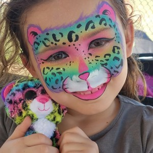 KittyLuv's PurrFect Faces, LLC - Face Painter / Superhero Party in Miami, Florida