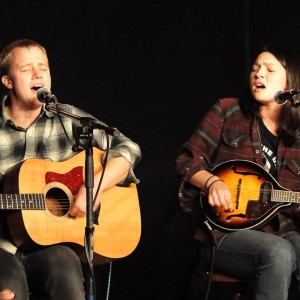 Kivi & Pray - Acoustic Band in Madison, Wisconsin