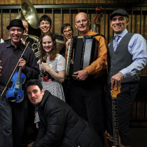 Klezwoods - Klezmer Band / Jewish Entertainment in Cambridge, Massachusetts