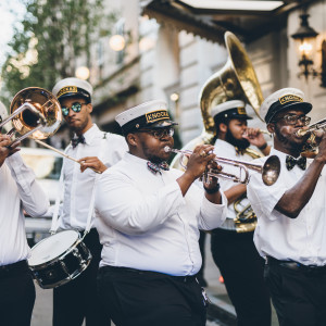Knockaz Brass Band - Brass Band / Pop Music in New Orleans, Louisiana