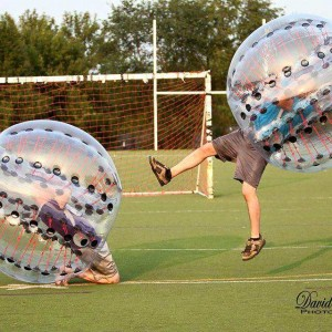 KnockerBall Bubble Soccer - Party Rentals in Greensboro, North Carolina