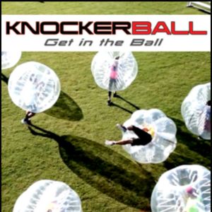 Knockerball Soccor - Team Building Event / Corporate Event Entertainment in St Petersburg, Florida