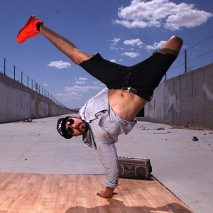 Knucklehead Zoo - Break Dancer in Las Vegas, Nevada