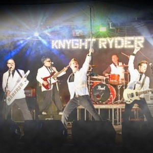 Knyght Ryder - 1980s Era Entertainment in Long Beach, California