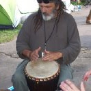 Kodi - Drummer in Woodstock, New York
