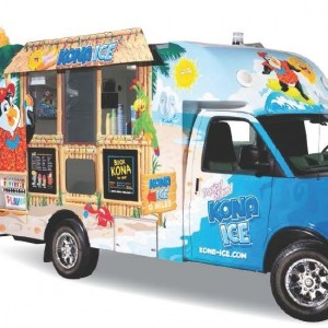 Kona Ice - Concessions in Athens, Georgia