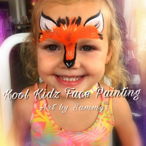 Kool Kidz Face Painting - Face Painter in Cleveland, Ohio