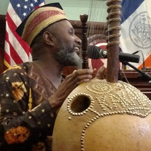 Kora player - One Man Band / Multi-Instrumentalist in New York City, New York