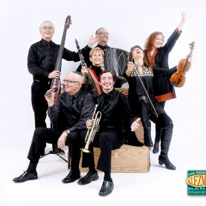 The Kosher Klezmer Band - Klezmer Band / Jewish Entertainment in Houston, Texas