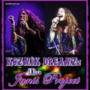 Kozmik DreamZz - The Janis Joplin Tribute Project - Tribute Artist in Seattle, Washington
