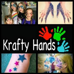 Krafty Hands - Face Painter in Toronto, Ontario