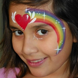 Krazy Faces - Face Painter / Airbrush Artist in Nashville, Tennessee
