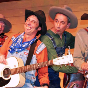 Krazy Kirk and the Hillbillies - Bluegrass Band / Comedy Show in Anaheim, California