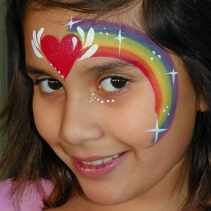 Krazy Paints Face & Body painting - Face Painter / Outdoor Party Entertainment in Nashville, Tennessee