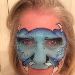 Kreative-Strokes - Face Painter / College Entertainment in Birmingham, Alabama