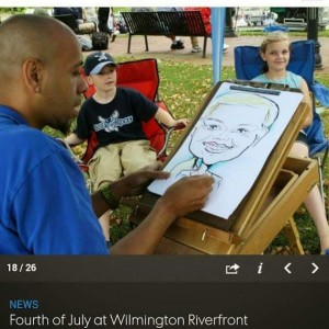 OMG That Looks Like Me! - Caricaturist in Coatesville, Pennsylvania