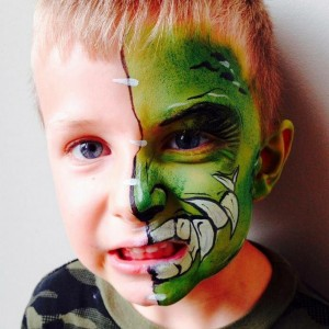 Kreative Kingdom Events - Face Painter in Barrie, Ontario