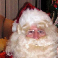 Kris Kringle, The Crimson St. Nick (Santa Claus) - Santa Claus in Jersey City, New Jersey