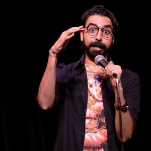 Krish Mohan - Stand-Up Comedian in Pittsburgh, Pennsylvania