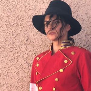 Krista MJ - Michael Jackson Impersonator / Impersonator in Finland, Minnesota