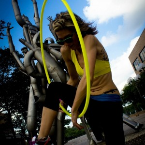 Krista The Hoop Girl - Hoop Dancer / Dancer in Lake Charles, Louisiana