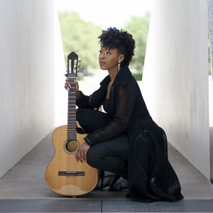Kristal Cherelle - Singing Guitarist / Soul Band in Houston, Texas