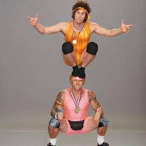 Kristef Brothers - Balancing Act in Las Vegas, Nevada