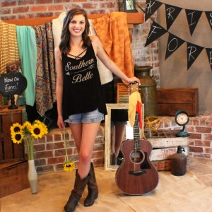 Kristen Foreman - Singing Guitarist in Baton Rouge, Louisiana