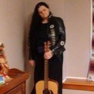 Kristen Hall Witness - Guitarist in Flint, Michigan