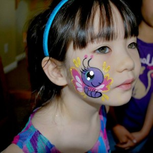 Kristen Mabelle D.Panlilio - Face Painter in Antioch, California