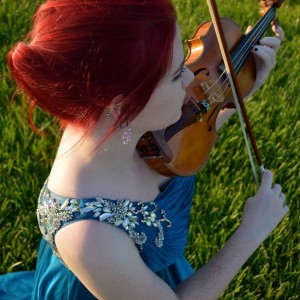 Kristen Monnik - Violinist / Pop Music in New Orleans, Louisiana