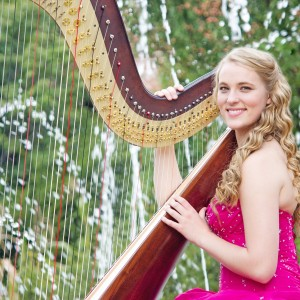 Kristen Pfluger - Special Events Musician - Harpist in Green Bay, Wisconsin