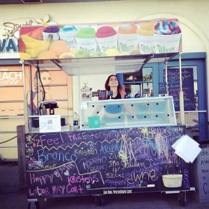Kristen's Cart - Children's Party Entertainment / Party Rentals in San Diego, California