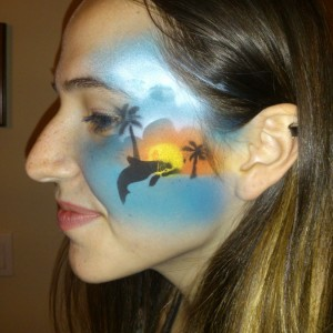 Kristi Lash  Airbrush Tattoos & Face Painting - Airbrush Artist / Face Painter in Fairfield, California