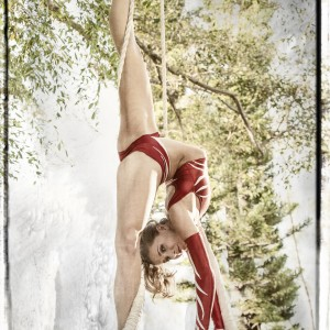 Kristin Arrow - Circus Entertainment / Balancing Act in Fort Lauderdale, Florida