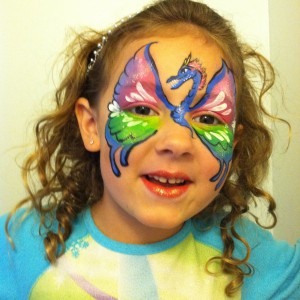 Kristin Lee Paintings - Face Painter in Dundalk, Maryland