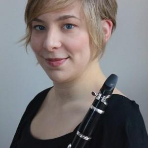 Kristin Welke, clarinet - Clarinetist / Woodwind Musician in Cincinnati, Ohio
