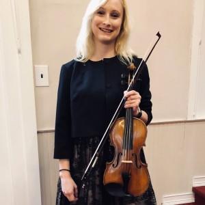 Kristina Cooper - Violinist in Los Angeles, California