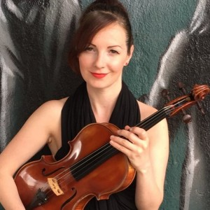 Krisztina Kiss violist - Viola Player in New York City, New York