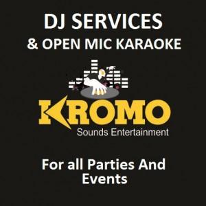 Kromo Sounds DJ Services and Karaoke - Karaoke DJ in Channelview, Texas