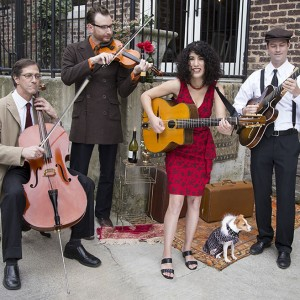 Kukuly and the Gypsy Fuego - Swing Band in Knoxville, Tennessee