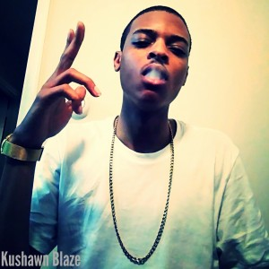 Kushawn Blaze - Hip Hop Artist in New Castle, Delaware